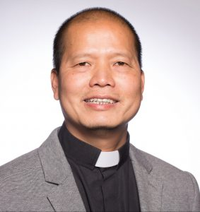 Fr. Hung Pham headshot