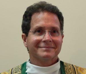 Fr. David Romero, SJ