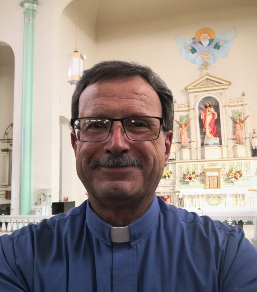 Fr. Rafael Garcia, SJ