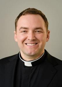 Fr. Jason LaLonde, SJ