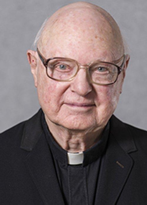 Fr. Garth Hallett, SJ